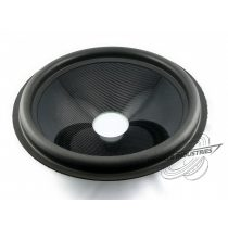 """15"""" Carbon cone with surround 3"""" voice coil opening,Depth 85 mm"""