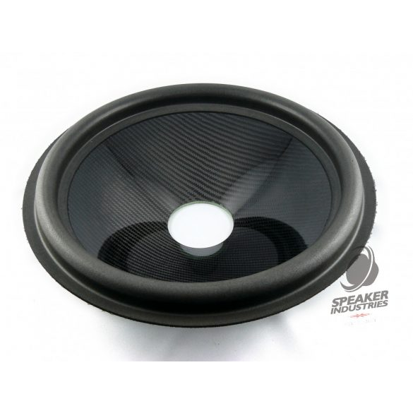 "15"" Carbon cone with surround 3"" voice coil opening,Depth 70 mm"