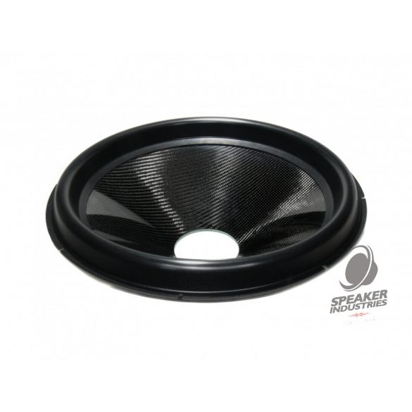 """18"""" Carbon cone with SPL surround 3"""" voice coil opening,Depth 95 mm"""