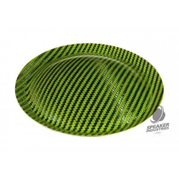 Lime Green Carbon Dust Cap DN - 165 mm