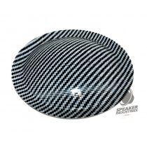 White Carbon Dust Cap DN - 165 mm