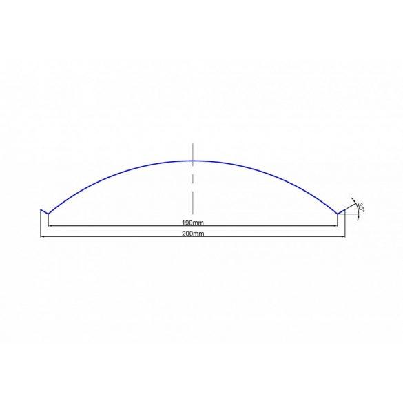 Abdeckkappe DN - 200 mm