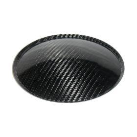 """5,5"""" Carbon Dust cap"""