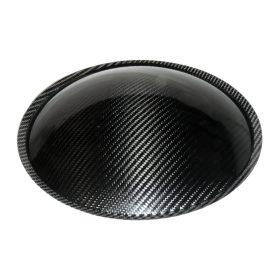 """12"""" Carbon Dust Cap"""